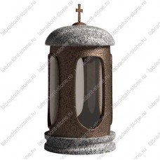 Лампада на могилу LP-012