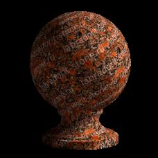 Шар тип 2 - Гранит Капустинский