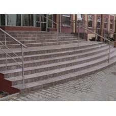 Лестница для улицы из гранита 5